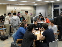 Networking Social & MSE Innovation Competition Team-building