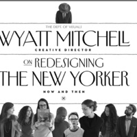 AIGA/NY @ Parsons Lecture Series: The New Yorker, Then and Now