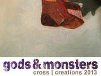 gods&monsters: UCCS Visual Art Faculty Exhibit