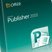 Microsoft 2010 Publisher