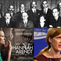 University in Exile 80th Anniversary Events: Hannah Arendt screening and Samantha Power talk
