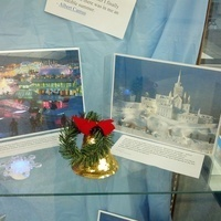 Carothers Library Lobby Display: WINTER