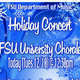 Holiday Concert - FSU University Chorale