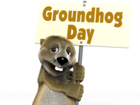 Groundhog Day Get-together