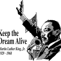 Make a Collage for Martin Luther King, Jr.'s Birthday
