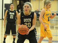 UCCS Women's Basketball vs. Western New Mexico