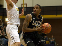 UCCS Men's Basketball vs. Western New Mexico