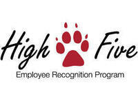 NYC High Five Recognition Event Day