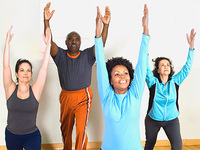 Get Fit @ Your Library: Line Dancing Workout Group