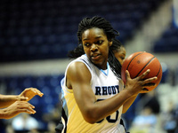 Women's Basketball: URI vs George Mason
