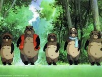 Pom Poko - first 10 students get in free courtesy of ISB