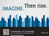 University of Colorado Executive MBA Information Session