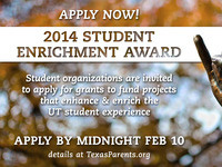 Apply for a Texas Parents Student Enrichment Award