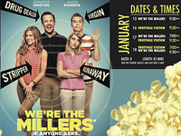 SAB Films Presents: We're The Millers
