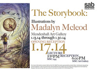 SAB Visual Arts Presents: The Storybook, Illustrations by Madalyn McLeod