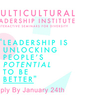 Multicultural Leadership Institute Application