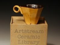 """The Artstream Ceramic Library"" Exhibit"