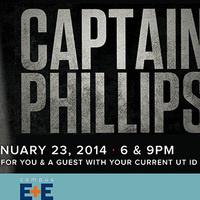 """Captain Phillips"" Screened; Two Showings"