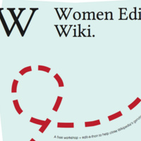 Women Edit Wikipedi-a-thon