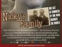 "Jewish Studies Film Screening: ""Nicky's Family"""