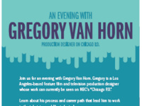 An Evening with Gregory Van Horn
