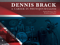 Dennis Brack: A Career in Photojournalism
