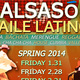 SALSA & LATIN DANCE PARTY at BRB