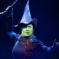 """Wicked"" at Bass Concert Hall"