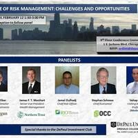 Future of Risk Management: Challenges and Opportunities