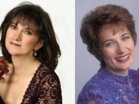 Argenta Concert Series: A Tale of Violins with Ani and Ida Kavafian