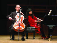 Argenta Concert Series: David Finckel and Wu Han Special Benefit Recital