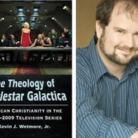 Faculty Pub Night: Kevin Wetmore, author of The Theology of Battlestar Galactica