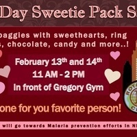V-Day Sweetie Pack Sale by UT Rotaract Club