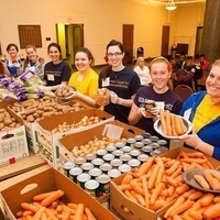 Saturday Service Group: Franciscan Food Center