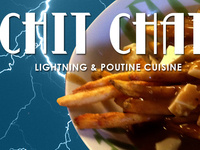 ChitChat 2014: Lightning & Poutine Cuisine