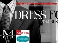 7th Annual Engineer's Week Kick-Off: Dress for Success Fashion Show