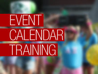 UofL Event Calendar Training