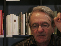 """Third Annual Romance Studies Distinguished Lecture: Jacques Rancière, """"Rethinking Modernity"""""""