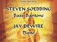 Faculty Recital: Steven Soebbing, bass-baritone