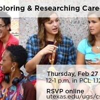 Exploring and Researching Careers Workshop