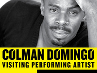 Performance Lecture by Colman Domingo