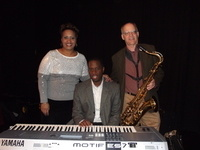 Live Jazz with The Discovery Trio