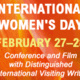 Film: International Women's Day Conference