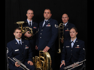 "Air National Guard Quintet: ""Brass in Blue"""