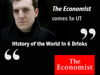 History of World in 6 Drinks: Tom Standage, The Economist