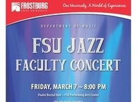 FSU Jazz Faculty Concert