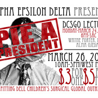 AED Presents: Pie a President