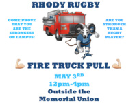 1st Annual Rhody Rugby Fire Truck Pull
