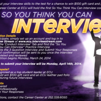 So You Think You Can Interview?
