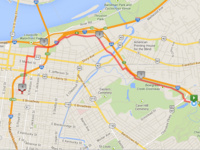 Group Bike Commute: Cherokee Park to HSC